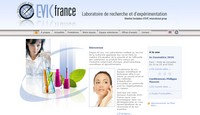 test de produit cosmetique evic-france